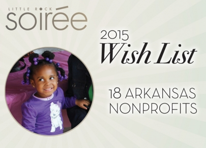 2015 Wish List: Soirée's Annual Guide to Charitable Giving