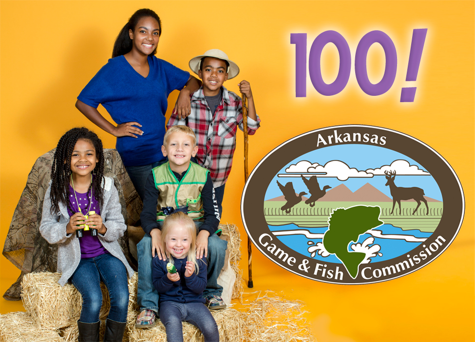 Arkansas game fish commission celebrates 100 years of for Arkansas game and fish commission