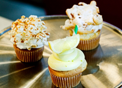 Get a Taste of the Arkansas State Fair With These Brown Sugar Bakeshop Cupcakes