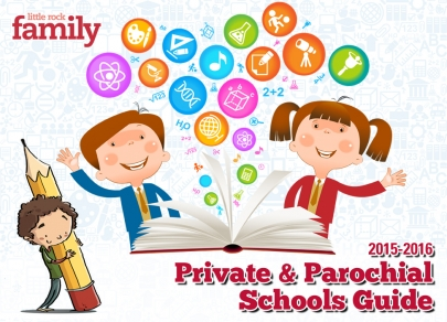 Little Rock Family 2015-2016 Private & Parochial Schools Guide