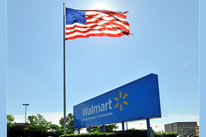Wal-Mart Lays Off 450 Workers at Headquarters in Bentonville