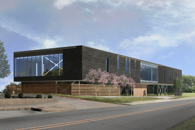 Office Space Filling Up in New Bentonville Building