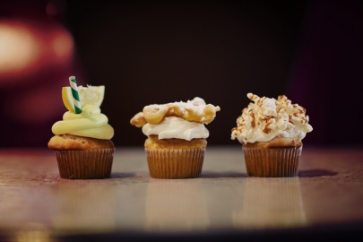 Taste of Tuesday: Funnel Cake Cupcake Recipe from Brown Sugar Bakeshop