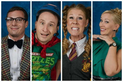 Q&A With the Cast of 'The 25th Annual Putnam County Spelling Bee'