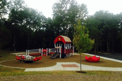 Brand-New Park for Children with Special Needs Officially Opens Oct. 8