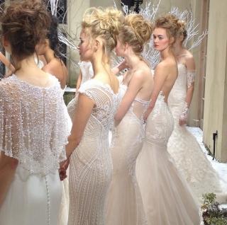 5 Must-Follow Instagram Accounts for Bridal Fashion Week
