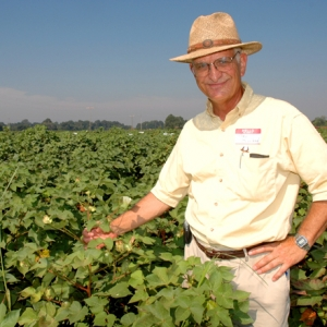 Cotton Inc. Honors UA Cotton Breeder Fred Bourland