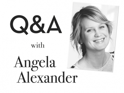 Q&A with Stylist Angela Alexander