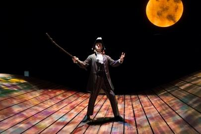 The Legend of Sleepy Hollow Thrills at Arkansas Arts Center Children's Theatre Through Nov. 8