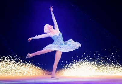Disney On Ice: Frozen Coming to Verizon Arena in May 2016