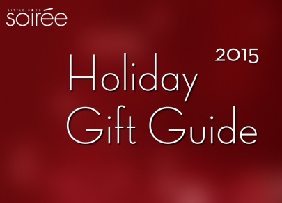 Little Rock Soirée 2015 Holiday Gift Guide