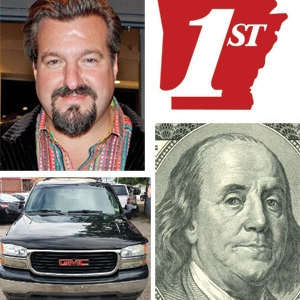 Bank Wants Back John Rogers SUV Sold for $100