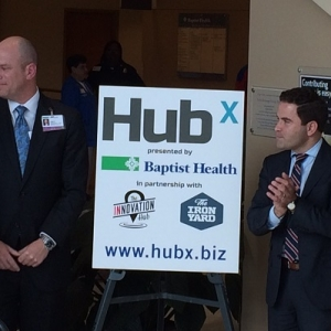 Arkansas Blue Cross Joins HubX Accelerator Team