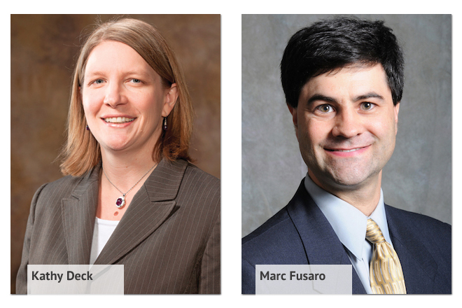 Kathy Deck, Marc Fusaro Share Arkansas Outlook at Arvest Forum