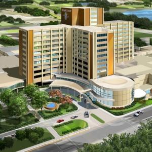 Large Hospital Winner: Baptist Health Medical Center-Little Rock