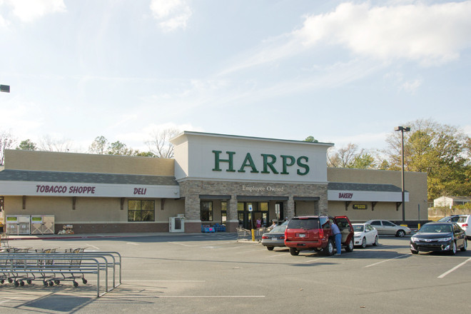 Harps Food Stores Locations