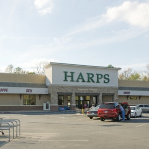 Two Former Walmart Express Stores to Reopen As Harps