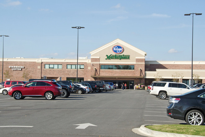 Harps Expands Amid Competition From WalMart Kroger Others - Kroger in little rock