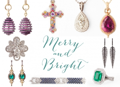 Merry & Bright: 22 Pieces of Jewelry To Inspire