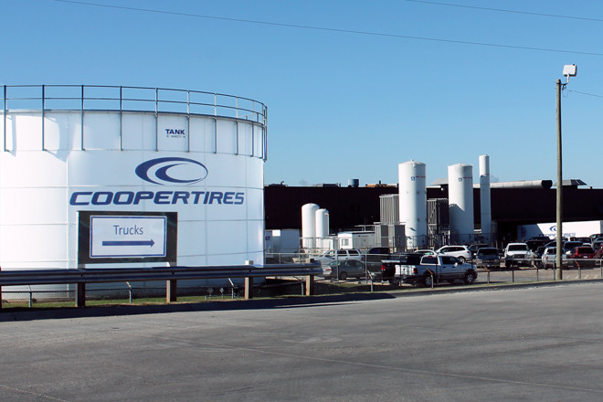 Texarkana Issues $250M In Bonds for Cooper Tire & Rubber Co.