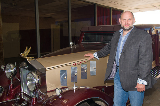 Rosewood Brings Retro Style to Hearses