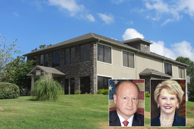 BHL Makes Claim Against OneFinancial on Maumelle Office Building