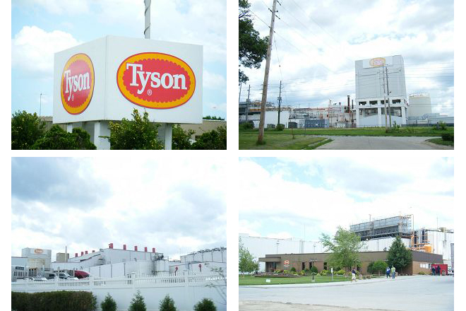 U.S. Supreme Court Hears Tyson's Overtime Case