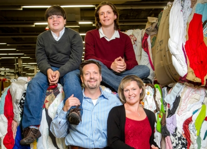 Itzkowitz Family Inspires Hope Through Goodwill, Autism Speaks