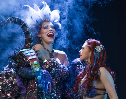 Q&A With the Cast of The Rep's 'Little Mermaid'