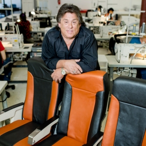 Aircraft Interior Solutions Awaits FAA Review of Innovative Seat