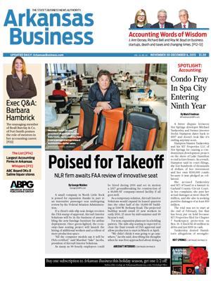 Arkansasbusiness Com Arkansas Business News Little