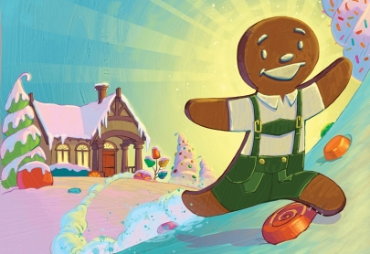 Meet the Gingerbread Man and Taste Free Treats During the Bakery Blitz, Dec. 2