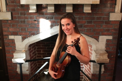 Sponsored: Get to Know ASO Violinist Katherine Williamson