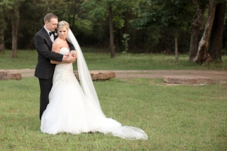 Real Arkansas Wedding: Jessica Potter of Fayetteville & James Anderson of Beebe