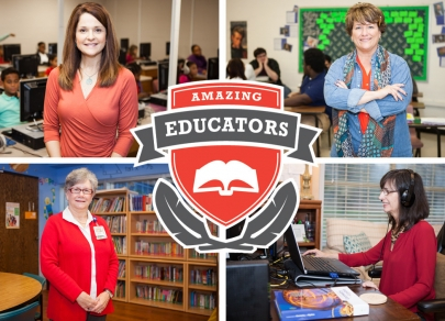 Meet Little Rock Family's Third Annual 'Amazing Educators'