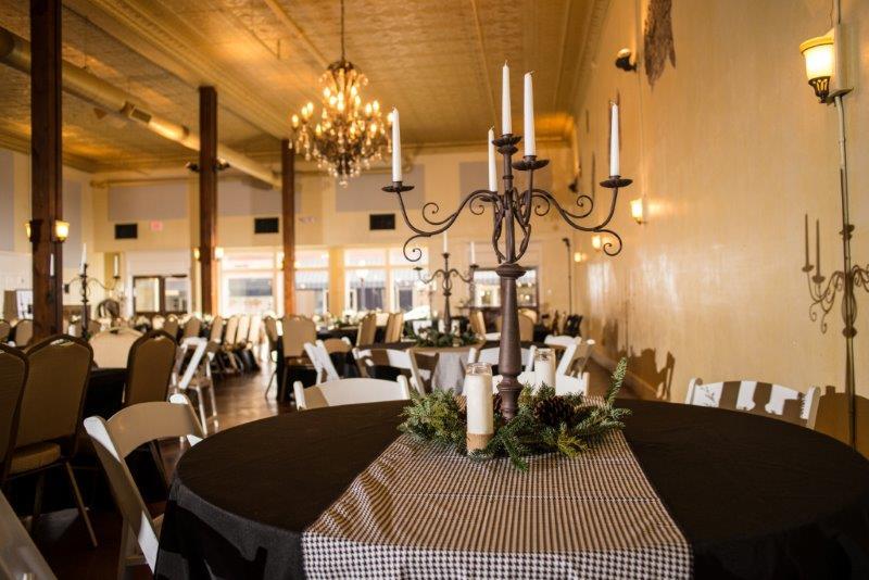 robbins sanford grand hall - the grand barn wedding center