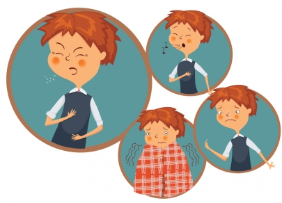 Cough Clues: Do Sickly Symptoms Require a Doctor or an Over-the-Counter Fix?