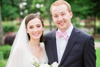 Real Arkansas Wedding: Avery Ricks of Little Rock & Daniel Bingham of Sherwood
