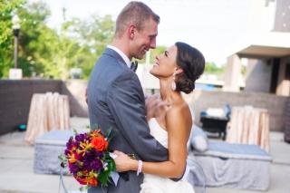 Real Bentonville Wedding: Sarah Hooper of Little Rock & Josh Cushman of Omaha