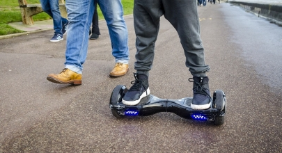 How to Avoid Injury on Hoverboards; Tips from Orthopedic Surgeon
