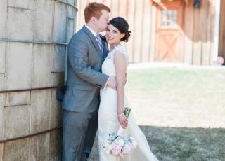 Real Arkansas Wedding: Jenny Flock of Blytheville & Daniel Bell of Jonesboro