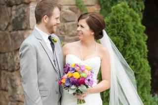Real Arkansas Wedding: Margaret Adams of Fayetteville & Brett Burge of Conway