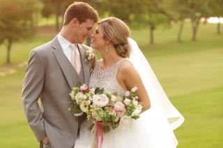 Real Arkansas Wedding: Lauren Howell of Conway & Jacob Wood of Pleasant Plains