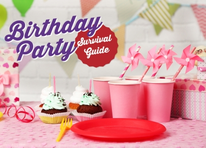 2016 Birthday Party Survival Guide: Venues, Bakeries, Party Planners & Supplies