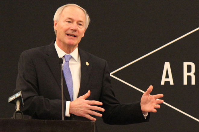 Hutchinson, AEDC Launch 'Arkansas Inc.' to Recruit, Retain Companies