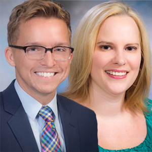 Arkansas Blue Cross & Blue Shield Promotes Two (Movers & Shakers)