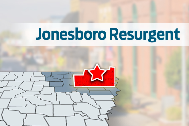 Report: Jonesboro Weathered Recession Well, Leads State in Job Growth