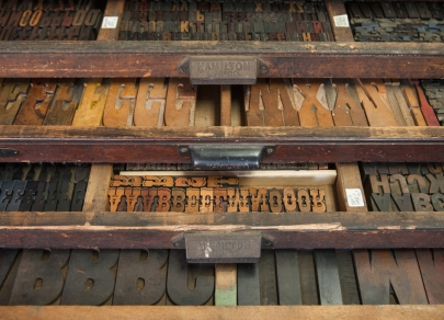 The Collective: High Cotton Letterpress Owners Embrace Art of Old-Style Printing