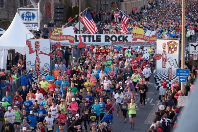 Little Rock Marathon Registration Now Open + Theme Reveal