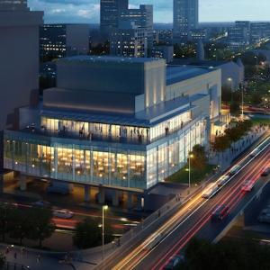 Robinson Center Renovation Adding Huge Terrace